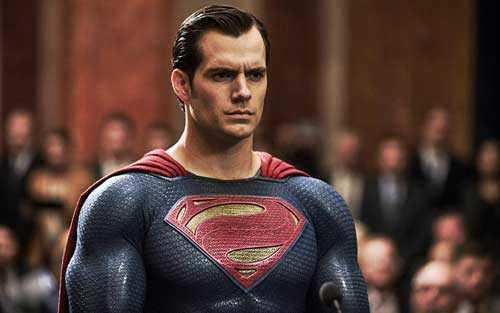 guapo superman Henry Cavill
