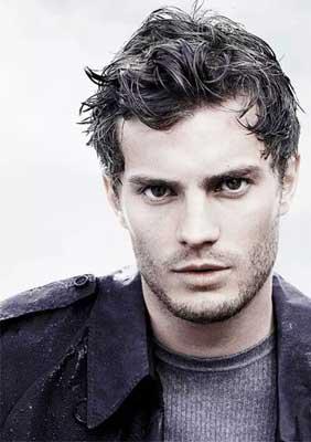 Jamie Dornan el más guapo