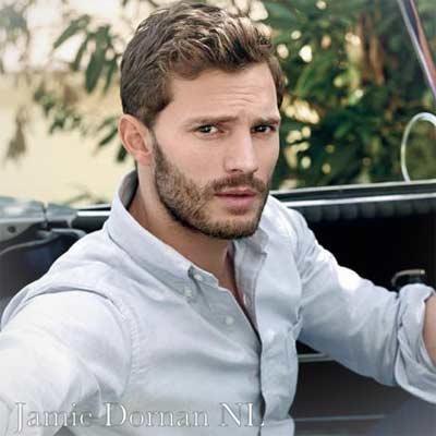 Jamie Dornan guapo