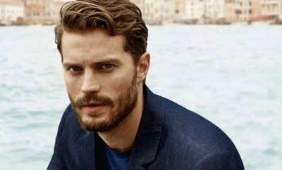Jamie Dornan hombres guapos