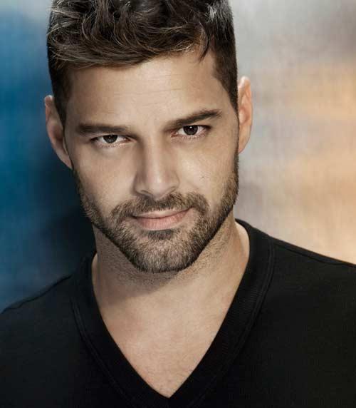 Ricky Martin guapo