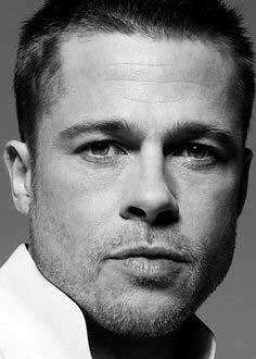 Brad Pitt sexy y guapo