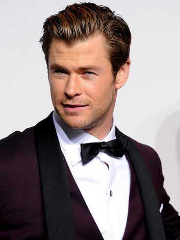 Chris Hemsworth actor guapo