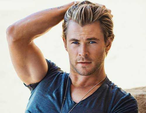 top handsome Chris Hemsworth1