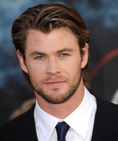 Chris Hemsworth belleza masculina