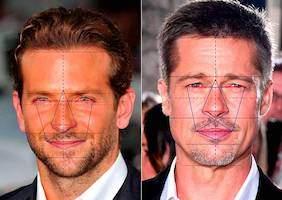más guapo del mundo quién es belleza masculina rostro perfecto hombre