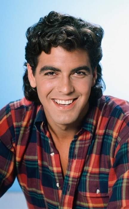 Clooney George de joven