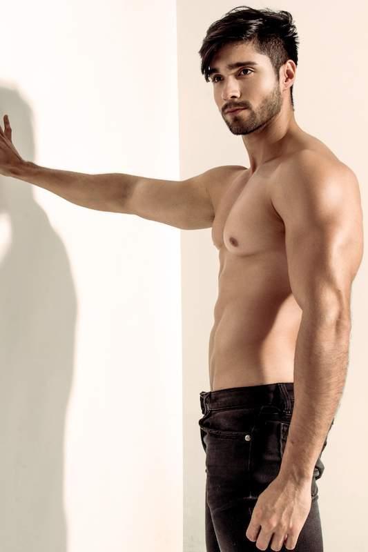Odín Álvarez guapo