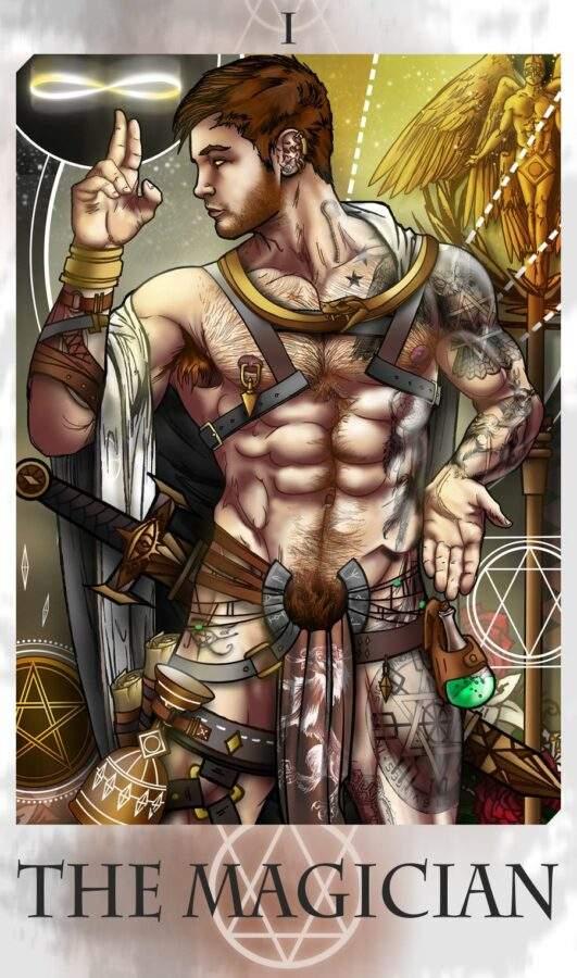 el mago gay