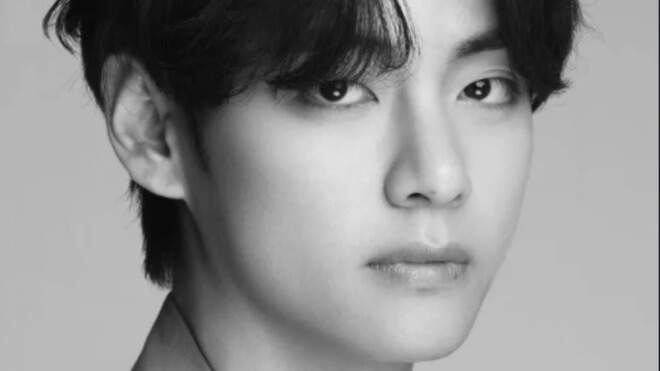 bts v Taehyung el hombre más guapo del mundo 2021
